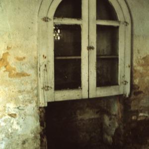 Window, Caldwell-Cobb-Love House, Lincolnton, Lincoln County, North Carolina