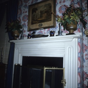 Fireplace, Machaven, Nash County, North Carolina