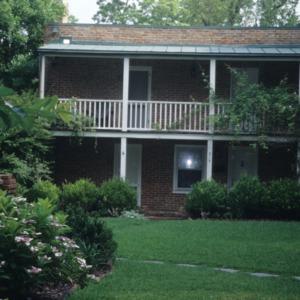 Slave quarters, Zebulon Latimer House, Wilmington, New Hanover County, North Carolina