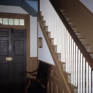 Interior view, Bingham School, Orange County, North Carolina