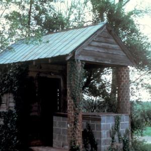 Outbuilding, Bingham School, Orange County, North Carolina