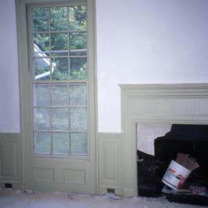 Interior view, Nash-Hooper-Graham House, Hillsborough, Orange County, North Carolina