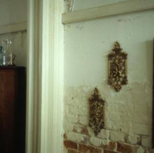 Interior detail, Land's End, Perquimans County, North Carolina
