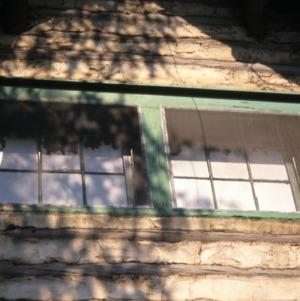 Window, Rock House, Polk County, North Carolina