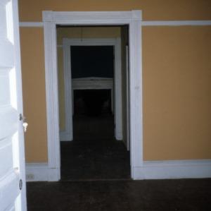 Interior view, Stockton, Woodville, Perquimans County, North Carolina