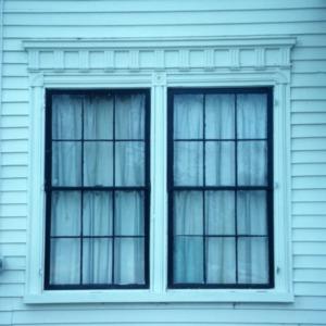 Windows, Atkinson-Smith House, Johnston County, North Carolina