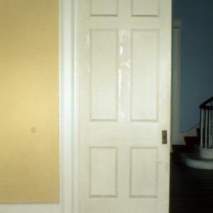 Doorway, Chanteloup, Flat Rock, Henderson County, North Carolina