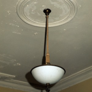 Lighting fixture, Chanteloup, Flat Rock, Henderson County, North Carolina