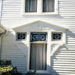 Window, Stainback House, Henderson County, North Carolina