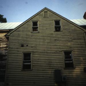 Rear view, Fewell-Reynolds House, Rockingham County, North Carolina