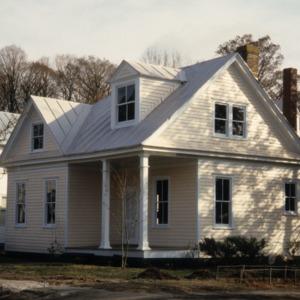View, 310 King Street, Edenton Cotton Mill Village, Edenton, Chowan County, North Carolina