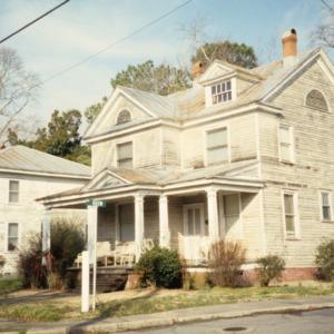 View, 401 King Street, Edenton Cotton Mill Village, Edenton, Chowan County, North Carolina