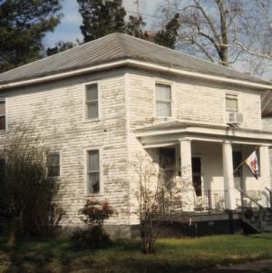 View, 403 King Street, Edenton Cotton Mill Village, Edenton, Chowan County, North Carolina