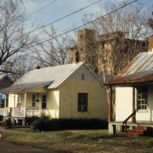 View, 407 Phillips Street, Edenton Cotton Mill Village, Edenton, Chowan County, North Carolina