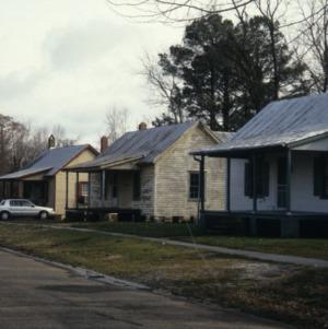 View, 414 Phillips Street, Edenton Cotton Mill Village, Edenton, Chowan County, North Carolina