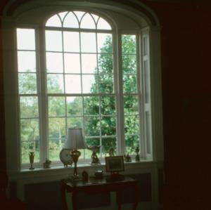 Window, High Rock Plantation House, Rockingham County, North Carolina