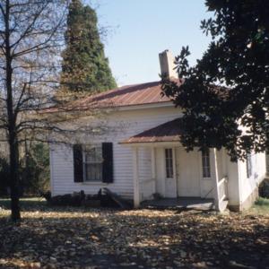Outbuilding, Pine Hall, Stokes County, North Carolina