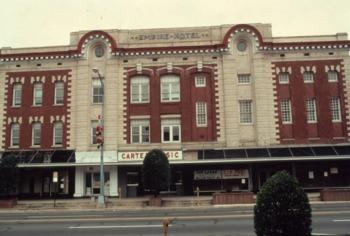View Empire Hotel Salisbury Rowan County North Carolina N C Bh2017pnc001 Ncsu Libraries Rare And Unique Digital