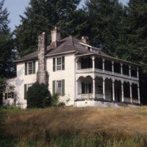 View, Chestnut Hill, Brevard, Transylvania County, North Carolina