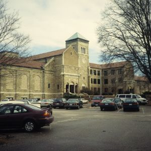 View, Broughton High School, Raleigh, Wake County, North Carolina