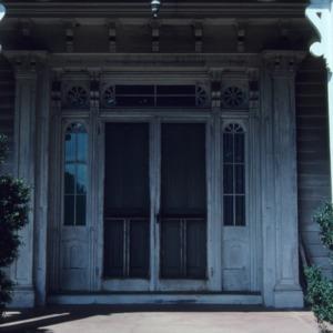 Entrance, Watson House, Warren County, North Carolina