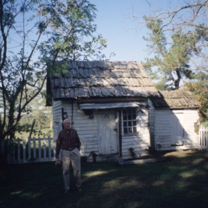 Outbuilding, Lake O' The Woods, Warren County, North Carolina