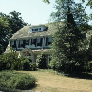 View, Harry Fitzhugh Lee House, Goldsboro, Wayne County, North Carolina