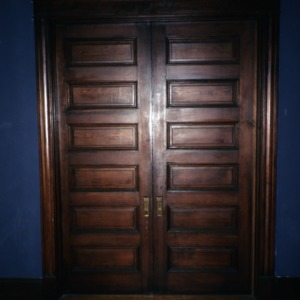 Door, Morrison House, Iredell County, North Carolina