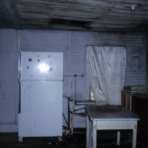 Interior view, George M. Witherington House, Craven County, North Carolina
