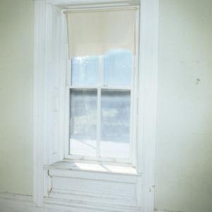 Window, Thomas Sparrow House, New Bern, Craven County, North Carolina