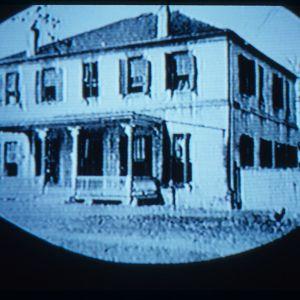 Front view, Tryon Palace, New Bern, Craven County, North Carolina