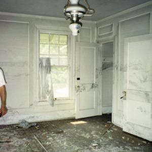 Interior view, Dalton House, High Point, Guilford County, North Carolina
