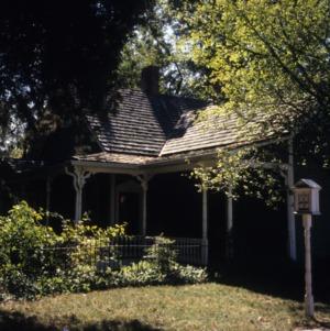 View, Blair School, Guilford County, North Carolina