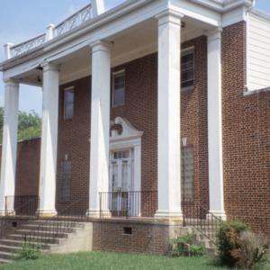 Front levation, 1800 Angier Avenue, Durham, Durham County, North Carolina