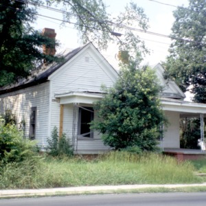 Front view, 1801 Angier Avenue, Durham, Durham County, North Carolina