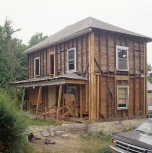 View, Sandy Level, Forsyth County, North Carolina