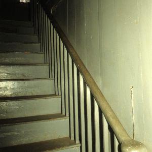 Stairs, Ziglar House, Forsyth County, North Carolina