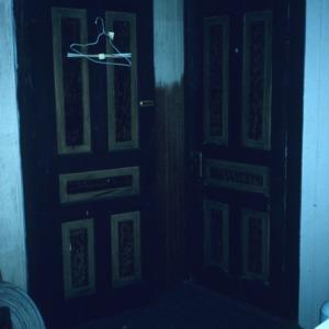 Doorways, Giles/Alexander Mebane House, Mebane, Alamance County, North Carolina