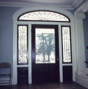 Interior view, Weathers-Stephenson House, Raleigh, Wake County, North Carolina