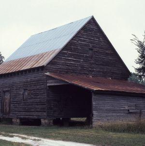 View, Aspen Grove Stables and Barn, Wake County, North Carolina