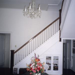 Stairs, Joseph Medley House, Anson County, North Carolina
