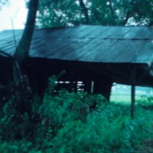 Outbuilding, Hicks House, Duplin County, North Carolina
