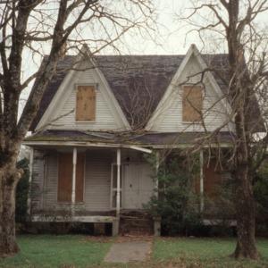 Front view, Parish House, Columbia, Tyrrell County, North Carolina