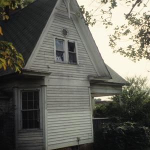 View, Nesbit House, Waxhaw, Union County, North Carolina