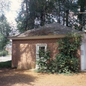 Outbuilding, Birdsong, Pinehurst, Moore County, North Carolina