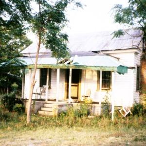 View, Adrian Savage House, Greenville, Pitt County, North Carolina
