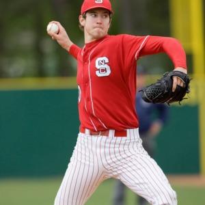 Andrew Brackman, pitcher