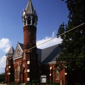 View, First Methodist Church, Washington, North Carolina