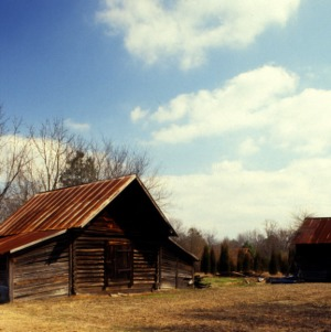 Outbuildings, Walnut Grove, Bladen County, North Carolina