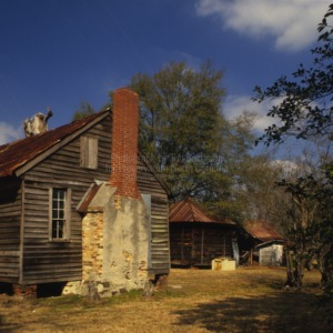 Kitchen, Walnut Grove, Bladen County, North Carolina